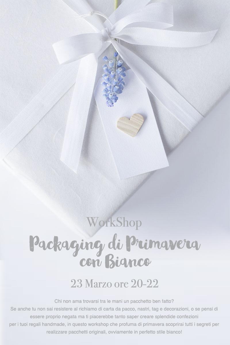 workshop packaging primavera