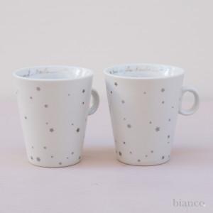 Cofanetto due mug stelline